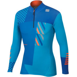 SPORTFUL SQUADRA RACE JERSEY BRILLANT BLUE 21
