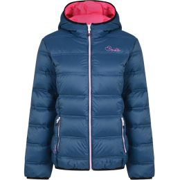 DARE 2B LOWDOWN JACKET W BLUEWING/LUMINOUS PINK 21