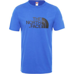 THE NORTH FACE M S/S EASY TEE CLEAR BLUE LAKE 20