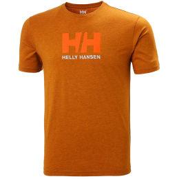 HELLY HANSEN LOGO T-SHIRT MARMAL 21