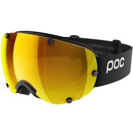POC LOBES CLARITY URANIUM BLACK/SPEKTRIS ORANGE 21