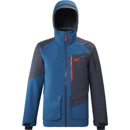 MILLET MOUNT TOD JKT COSMIC BLUE ORION BLUE 20