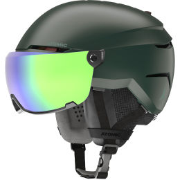 ATOMIC SAVOR VISOR STEREO DARK GREEN 21