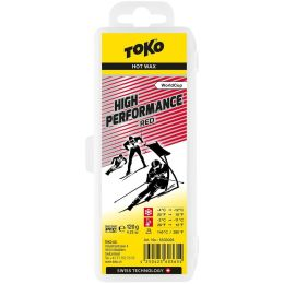 TOKO HIGH PERFORMANCE 120G RED 20