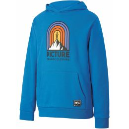 PICTURE ROSS HOODIE K BLUE 21
