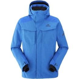 Textile EIDER EIDER COLE VALLEY JKT BLUE SKY 18 - Ekosport