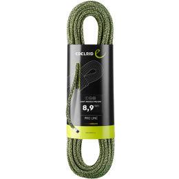 EDELRID SWIFT PROTECT PRO DRY 8,9 MM 60M NIGHT GREEN 21