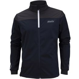 SWIX CROSS JACKET MEN DARK NAVY 21