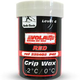 VOLA GRIP WAX P42 RED 21