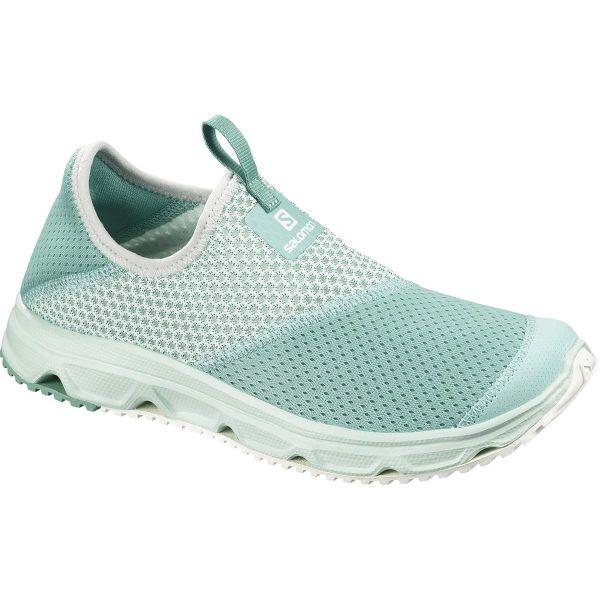 SALOMON Sandale de récupération Rx Moc 4.0 W Meadowbroo/icy Morn/w Femme Vert taille 6.5