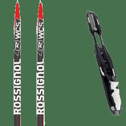 Collection ROSSIGNOL ROSSIGNOL X-IUM CLASSIC WCS C1 – IFP 18 + ROSSIGNOL CONTROL STEP IN 22 - Ekosport