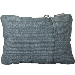 THERMAREST COMPRESSIBLE PILLOW BLUEWOVEN DOT PRINT S 21