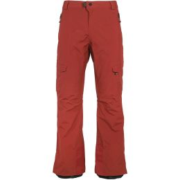 686 MNS GLCR QUANTUM THERMA PANT RUSTY RED 20