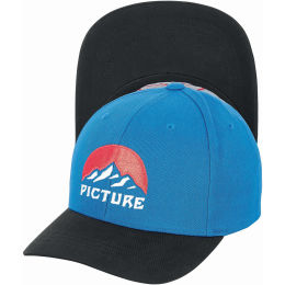 PICTURE MEADOW BASEBALL CAP BLUE 21