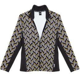 Textile FFS COLMAR COLMAR LADIES SWEATSHIRT SKI JAUNE SUNFLOWER 21 - Ekosport