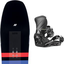 K2 COOL BEAN 20 + SALOMON QUANTUM CARBON 20