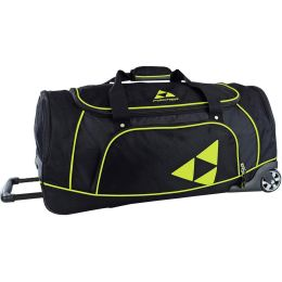 FISCHER TEAM SPORTDUFFEL 100L BLACK/YELLOW 21