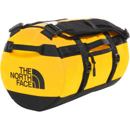 THE NORTH FACE BASE CAMP DUFFEL-XS SUMMIT GOLD/TNF BLACK 21