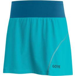 GORE R7 F JUPE-SHORT SCUBA BLUE/SPHERE BLUE 21
