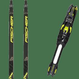 Pack ski FISCHER FISCHER SPEEDMAX CLASSIC COLD MEDIUM IFP 19 + FISCHER RACE PRO CLASSIC IFP 21 - Ekosport