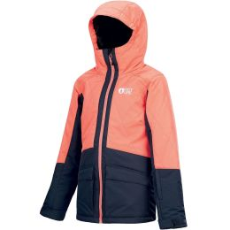 PICTURE LEELOO JKT KIDS CORAL 20