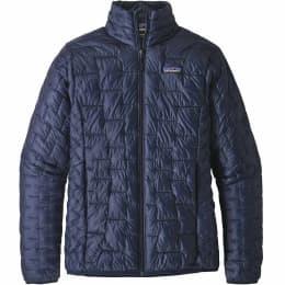BU Textile PATAGONIA PATAGONIA W'S MICRO PUFF JKT CLASSIC NAVY 22 - Ekosport