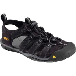 Footwear KEEN KEEN CLEARWATER CNX BLACK/GARGOYLE 21 - Ekosport