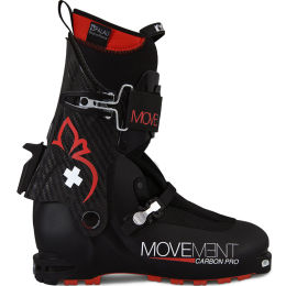 MOVEMENT CARBON PRO BOOTS BLACK/ RED PALAU 20
