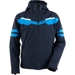 DEGRÉ 7 PENNAZ SKI JACKET 3D STRETCH 20K PRIMALOFT GOLD DARK BLUE 20