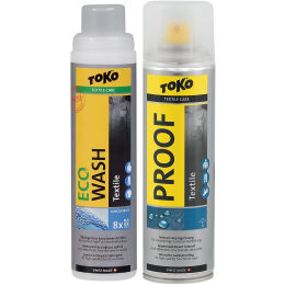 TOKO PACK ECO WASH & TEXTILE PROOF 250ML 21