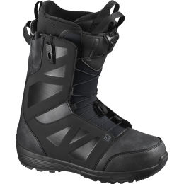 SALOMON LAUNCH BLACK BLACK/BLACK/ASPHALT 21