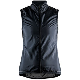 CRAFT ESSENCE LIGHT WIND VEST W NOIR 21