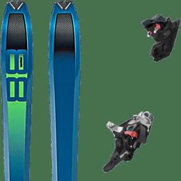 Pack ski DYNAFIT DYNAFIT TOUR 88 20 + FRITSCHI XENIC 10 21 - Ekosport