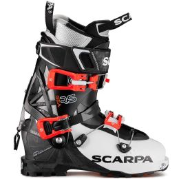 SCARPA GEA RS WHITE/BLACK/FLAME 19