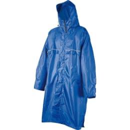 Boutique CAMP CAMP PONCHO RAIN STOP CAGOULE FRONT ZIP BLUE 21 - Ekosport
