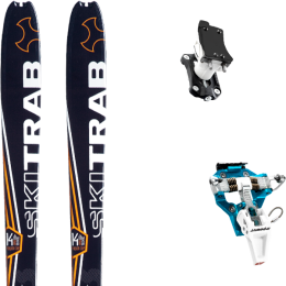 SKI TRAB GARA POWERCUP 21 + DYNAFIT SPEED TURN 2.0 BLUE/BLACK 21