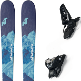 NORDICA ASTRAL 84 21 + MARKER SQUIRE 11 ID BLACK 21