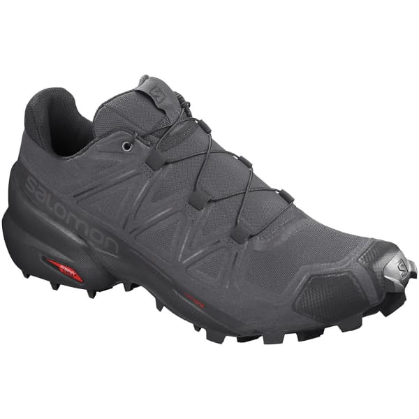 SALOMON Chaussure trail Speedcross 5 Magnet/black/phantom Homme Gris taille 8.5
