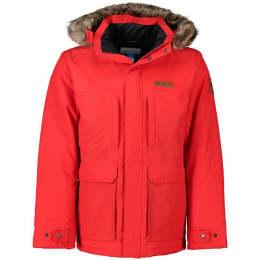 Vêtement hiver COLUMBIA COLUMBIA MARQUAM PEAK JACKET RED SPARK 19 - Ekosport