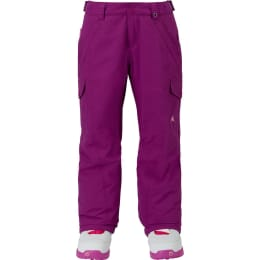 Vêtement de ski BURTON BURTON ELITE CARGO PT GIRL GRAPESEED 18 - Ekosport