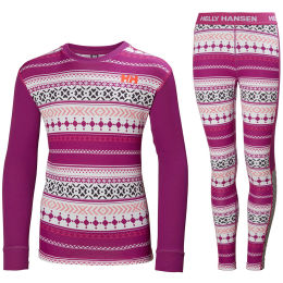 HELLY HANSEN JR HH LIFA ACTIVE SET FESTIVE 21