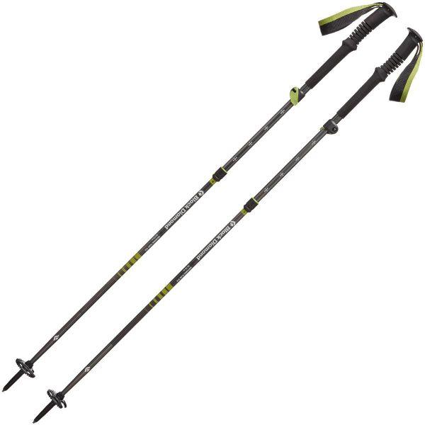 BLACK DIAMOND Bâton de trail Distance Plus Flz Z-poles Homme Vert taille 105-125