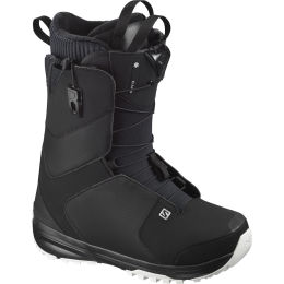 SALOMON KIANA W BLACK/BLACK/WHITE 21