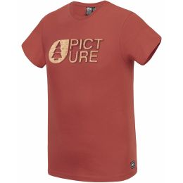 PICTURE BASEMENT CORK TEE KETCHUP 21