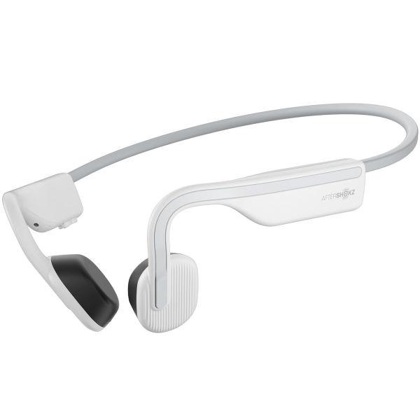 AFTERSHOKZ Ecouteur running Casque Bluetooth Openmove Alpine White Blanc Unique