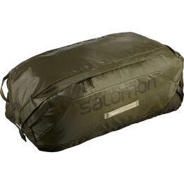 SALOMON BAG OUTLIFE DUFFEL 70 OLIVE NIGHT/MARTINI OLIVE 21