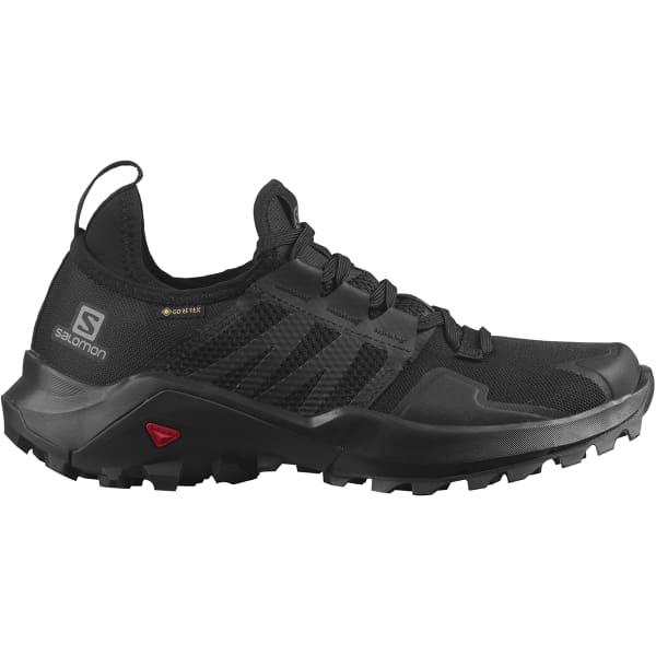 SALOMON Chaussure trail Madcross Gore-tex W Black 21 Femme Noir taille 3.5