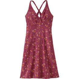 PATAGONIA W'S AMBER DAWN DRESS QUITO MULTI STAR PINK 21