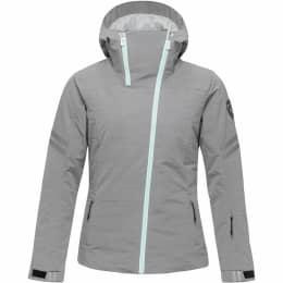 Vêtement de ski ROSSIGNOL ROSSIGNOL FONCTION OXFORD JKT W HEATHER GREY 19 - Ekosport