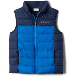 COLUMBIA POWDER LITE™ PUFFER VEST BRIGHT INDIGO, COLLE 21